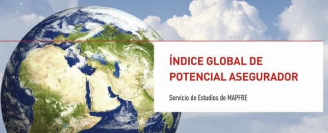 El Servicio de Estudios presenta el GIP-MAPFRE, el primer indicador global que medirá el potencial asegurador de los distintos mercados del planeta