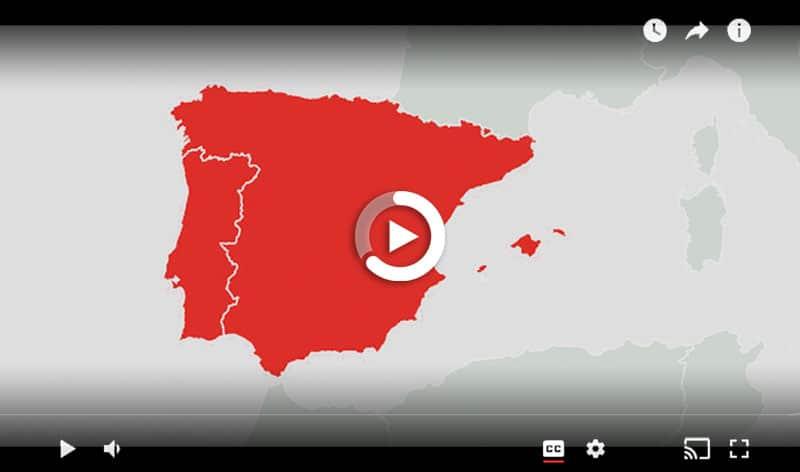 9 trimestres crescendo acima do mercado em Espanha