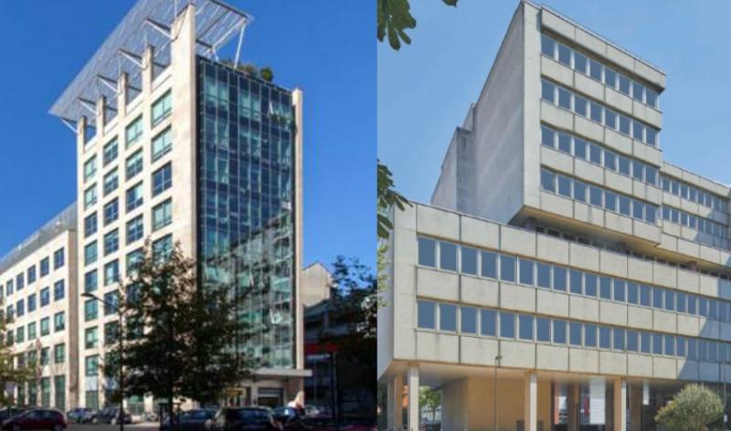 MAPFRE compra dos edificios en Milán y París a través de dos vehículos inmobiliarios por 80 millones