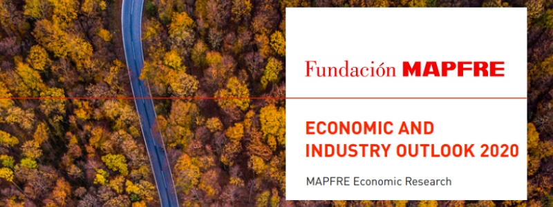 MAPFRE Economic Research expects growth in the global economy to slow to 3.1 percent with faster growth returning in 2021