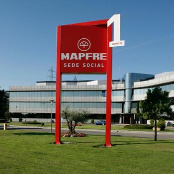 Sede social de MAPFRE (Majadahonda)