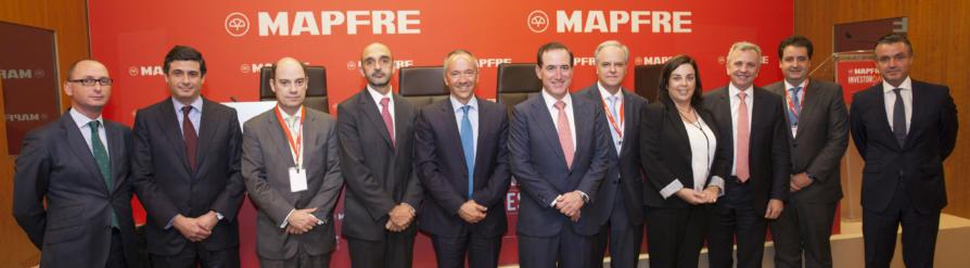 MAPFRE reafirma sus objetivos para el periodo 2016-2018