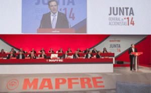 MAPFRE prevé superar los 30.000 millones de euros en ingresos en 2016