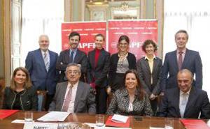 Presentación de las nuevas becas MAPFRE-FULBRIGHT para ampliación de estudios de postgrado en Estados Unidos