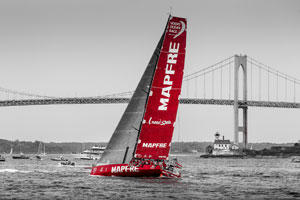 MAPFRE returns to the Volvo Ocean Race