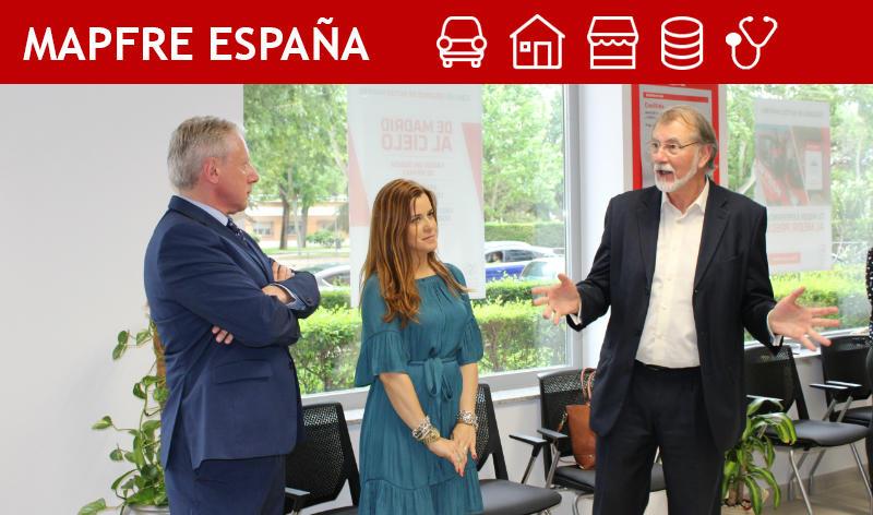 MAPFRE ABRE UNA NUEVA OFICINA EN ALCALÁ DE HENARES