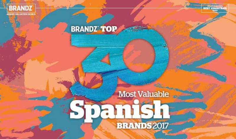 373 millones de euros: el valor de nuestra marca según BrandZ España