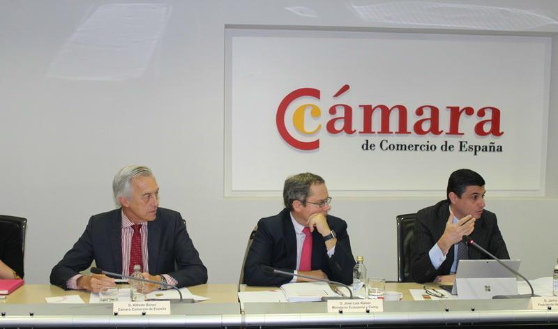 MAPFRE preside la Comisión de Internacionalización de la Cámara de Comercio de España