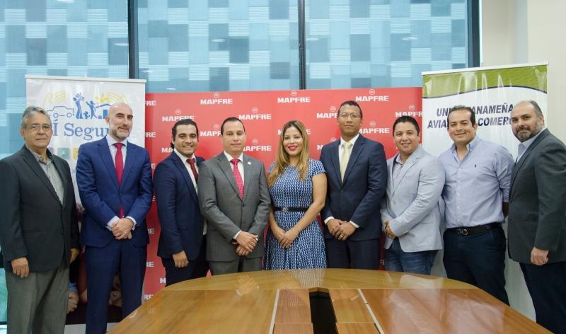 MAPFRE aseguradora de salud del principal colectivo de pilotos de Panamá.