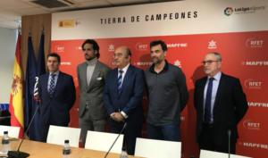 Conoce la selección española MAPFRE de Copa Davis que se enfrentará a Gran Bretaña