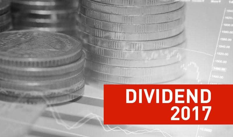 Dividend 2017