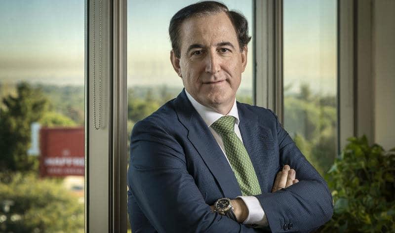 Antonio Huertas, nombrado Financiero del Año 2018
