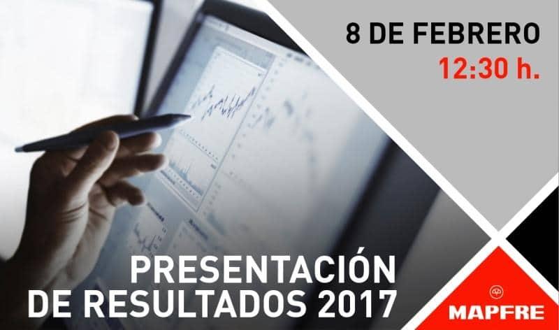 Sigue en streaming la presentación de Resultados 2017 de MAPFRE