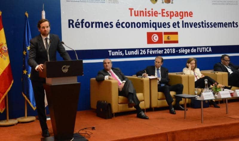MAPFRE Asistencia durante la cumbre entre España y Túnez