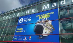 Cuidamos tuMoto MAPFRE, presente en el Gran Salón de la Moto Madrid