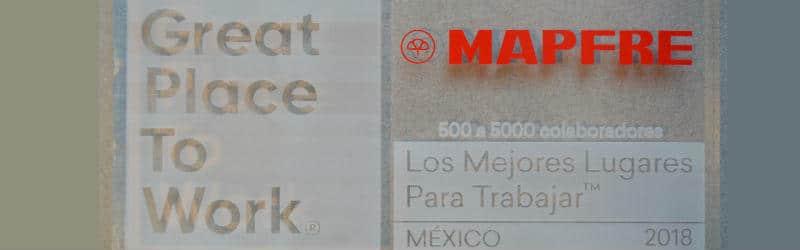 mejor lugar para trabajar mapfre mexico noticias mapfre