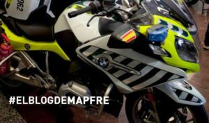 moto policia radares noticias mapfre