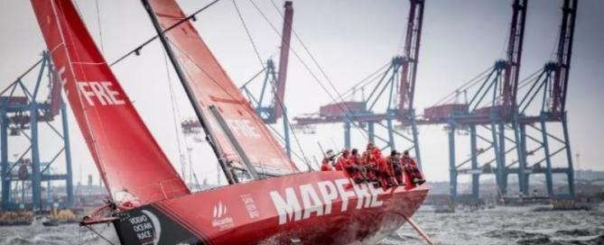 ganador de la volvo ocean race noticias mapfre