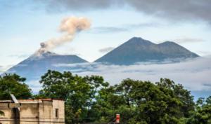 volcán en guatemala volcán de fuego noticias mapfre