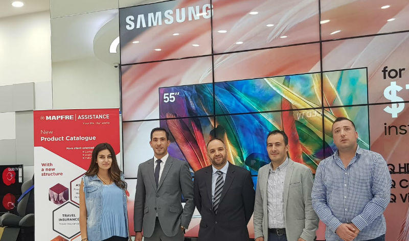 MAPFRE ASISTENCIA and Samsung launch coverage for new Samsung Galaxy S9 and S9+ devices in Lebanon