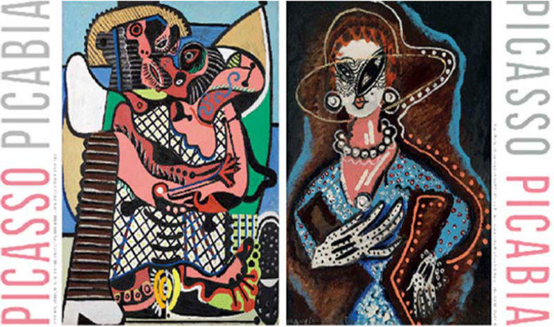 Picasso y Picabia