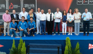 El MAPFRE, mejor equipo de regatas del año en los Premios Nacionales de Vela