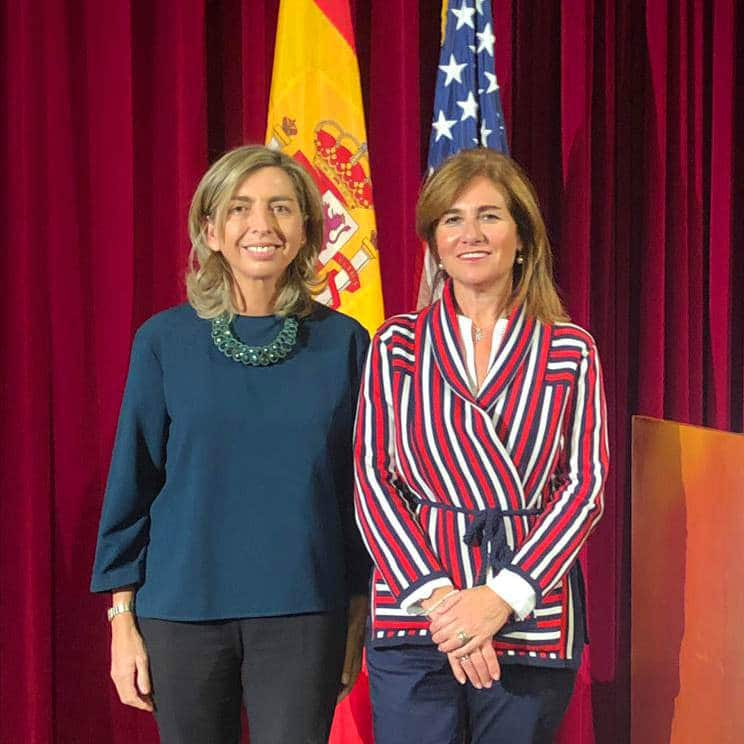 MAPFRE celebró junto a Fulbright el 60 Aniversario de sus becas en España, plataforma de intercambio cultural con EE.UU