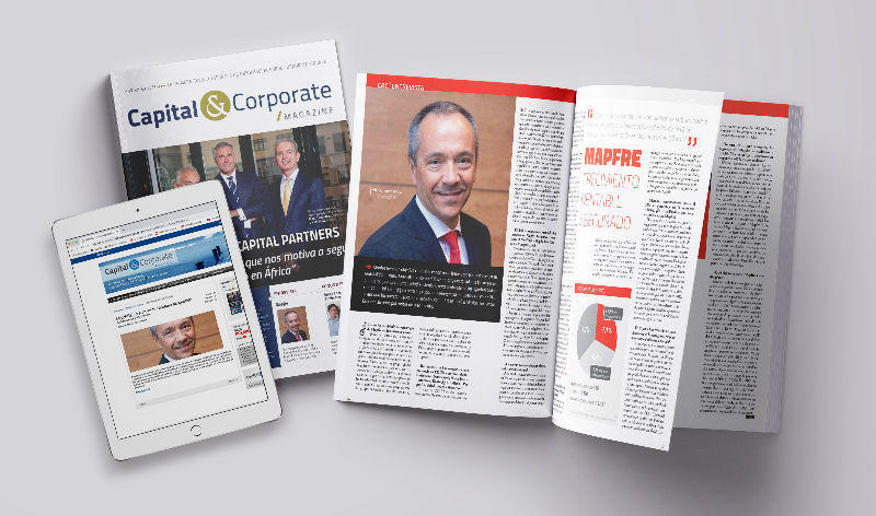 Fernando Mata en Finance Corporate Magazine