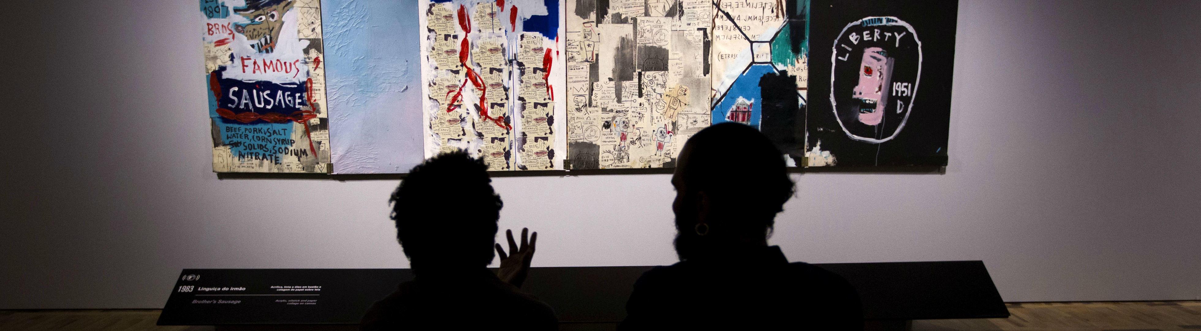 Basquiat en Río de Janeiro, la última etapa brasileña de la gran retrospectiva apoyada por BB MAPFRE