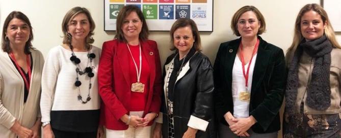 MAPFRE reitera al gobierno español su compromiso con la agenda 2030 de Naciones Unidas sobre ODS
