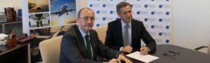 Nuevo acuerdo con ANDALUCIA AEROSPACE