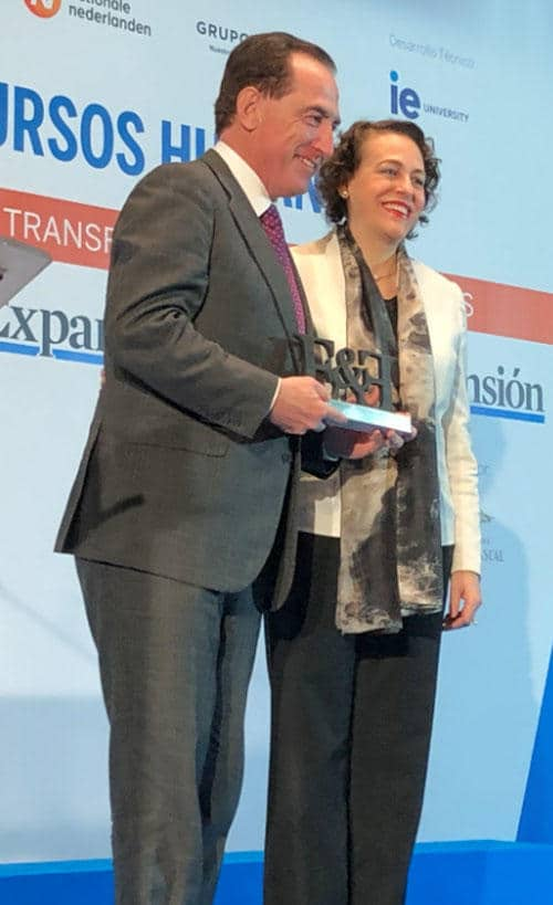 Antonio Huertas reconocido como mejor CEO por su apoyo a la gestión de personas