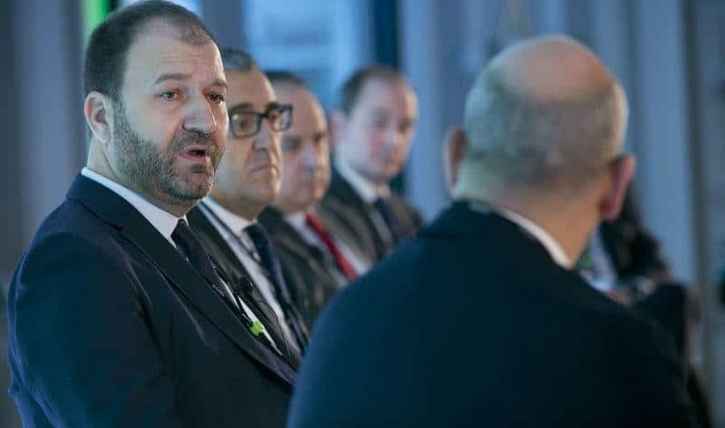 Encuentro Deloitte, MAPFRE y ABC con José Manuel Enchausti