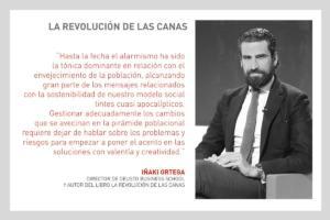 Iñaki Ortega, La revolución de las canas