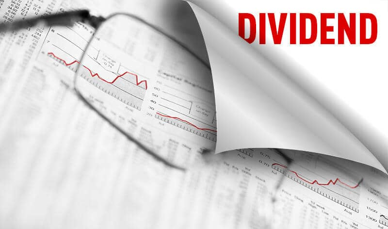 2018 dividend