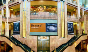 La mirada certera y sin filtros de Brassaï llega al Museo del Palacio de Bellas Artes de México