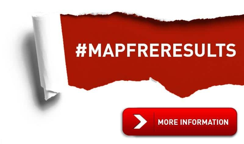 MAPFRE sees 5.8 percent increase in first quarter revenues and improves profitability in its principal markets