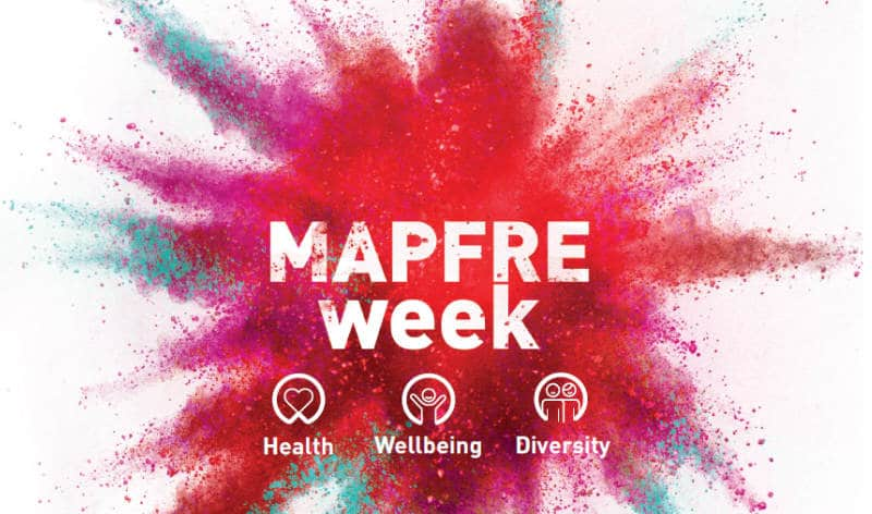 Workshops on cultural diversity, healthy selfie, 1ST MAPFRE