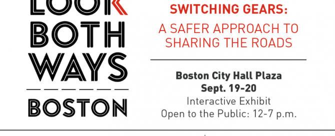 El centro de Boston se llena de realidad virtual para reducir los accidentes de tráfico