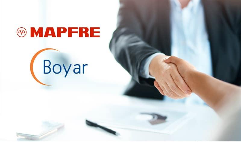 MAPFRE AM firma una alianza con BOYAR AM para potenciar su capacidad de análisis y gestión en Estados Unidos