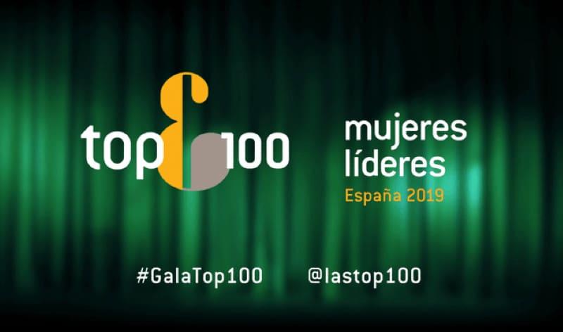 Clara Bazán, Top 100 Mujeres Líderes