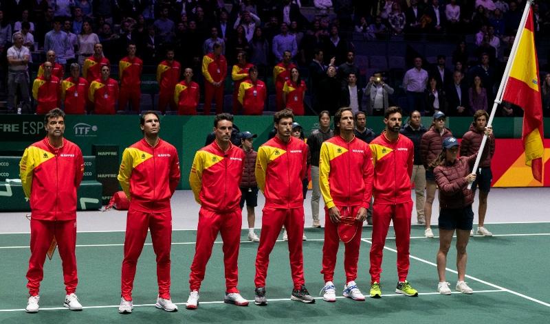 La Selección Española MAPFRE de Tenis se hace con su 6ª Copa Davis.
